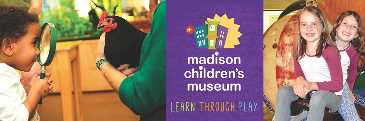Visit Madison Children's Museum